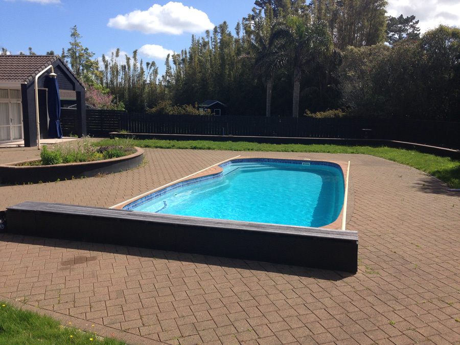 restored pool water-green pool recovery-Swimmingly Pools