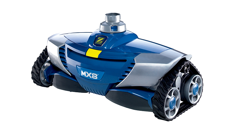 MX8 robotic pool cleaner-pool supplies-Swimmingly Pools